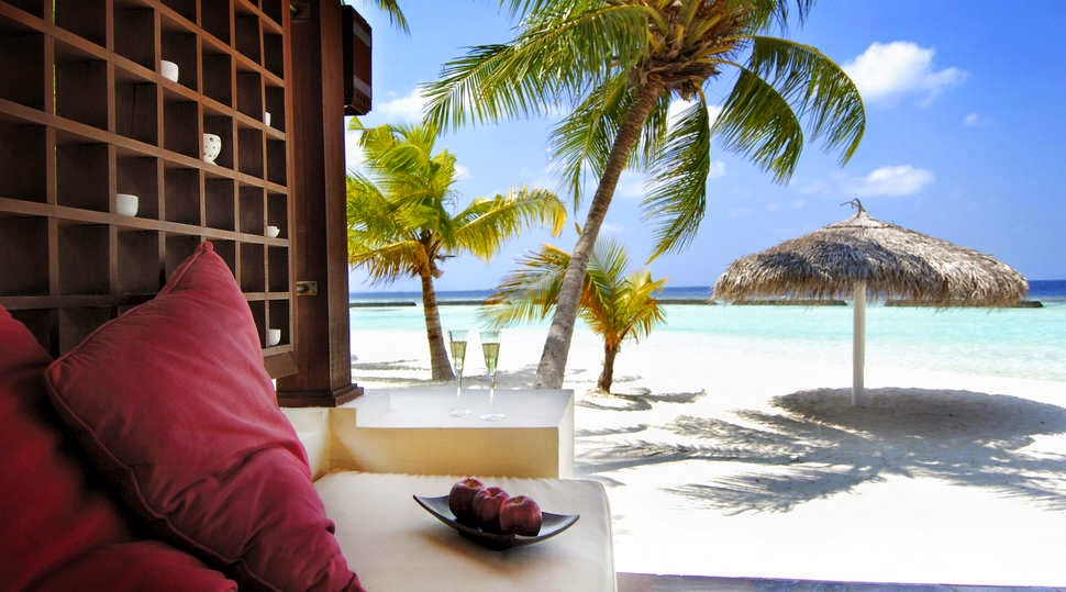 Kurumba Maldives Review by Dr Cacinda Maloney