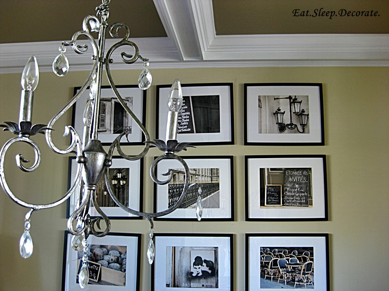 Updating Our Dining Room Chandelier