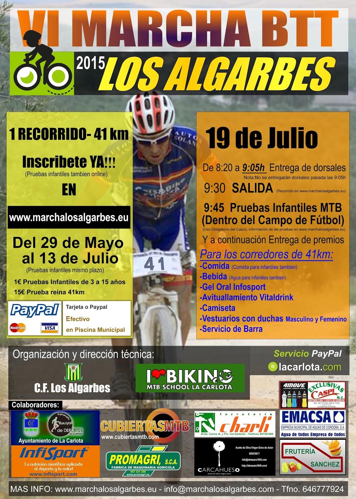 VI Macha BTT Los Algarbes