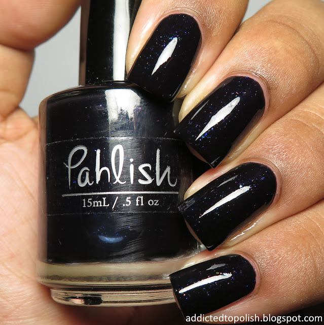 pahlish little bells september 2015 duo