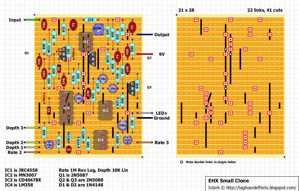 EHX+Small+Clone guitar fx layouts ehx small clone  at mifinder.co