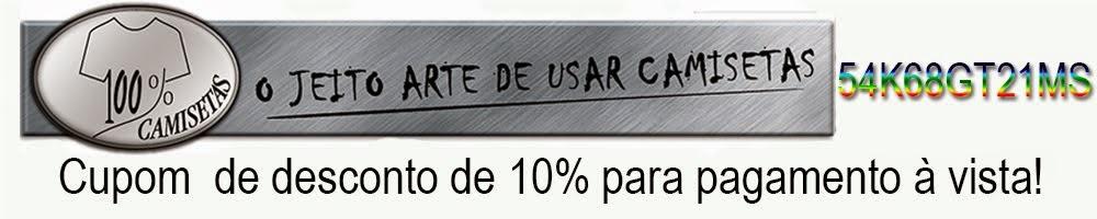 100% Camisetas