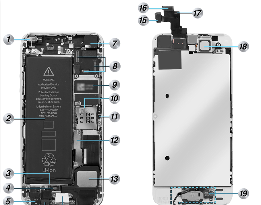 104777 Iphone 4 Nur Eingeschr Nktes  z besides Iphone 5c Inside Diagram furthermore Iphone Parts Diagram also AXBob25lIDYgc2NyZXcgZGlhZ3JhbQ moreover Iphone 4 Screen Replacement Diagram. on iphone 5s breakdown of components