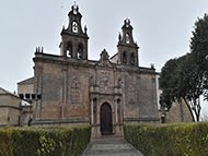 Basílica de Santa María de los Reales Alcázares de Úbeda