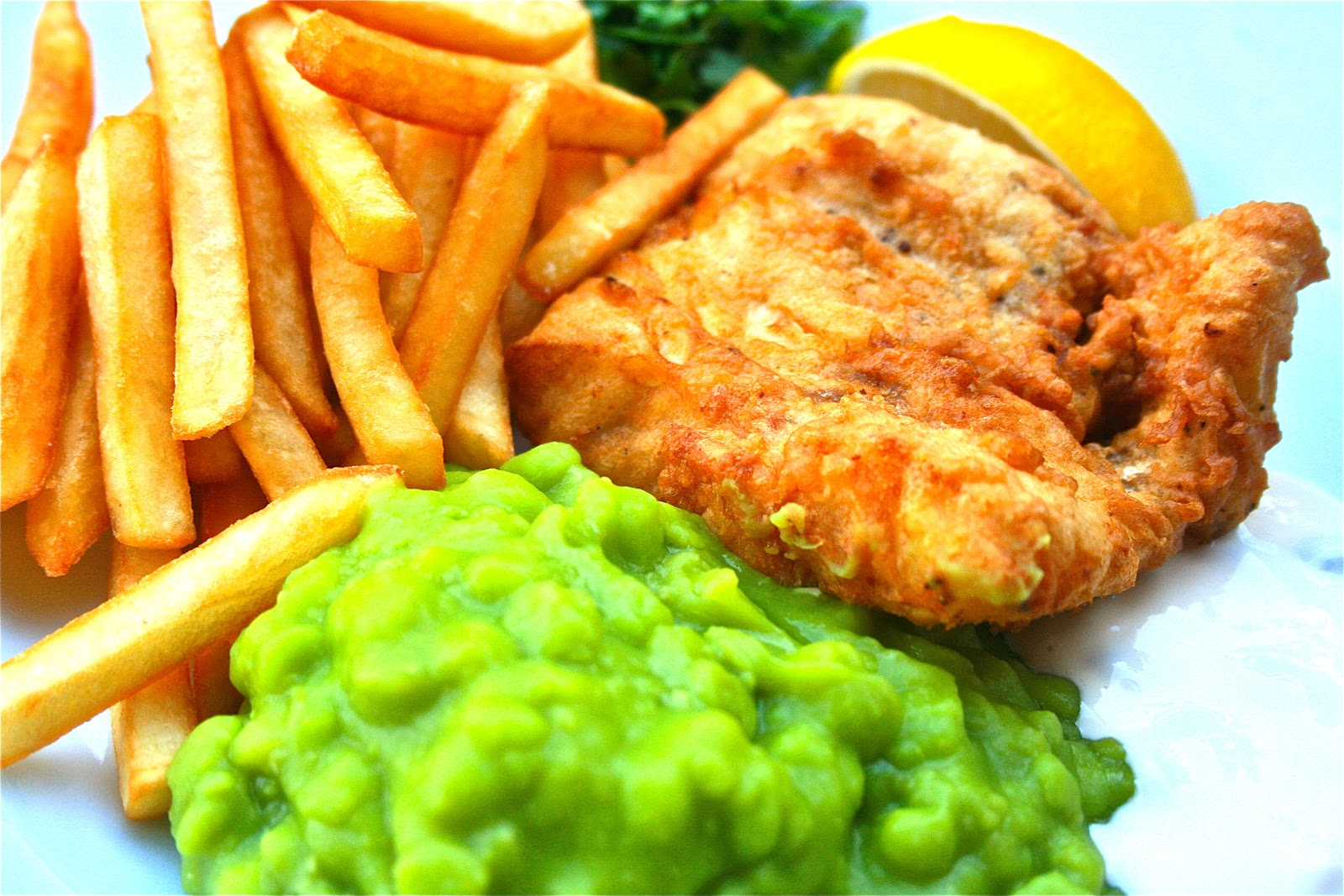 Johnny's Kitchen: Fish and Chips