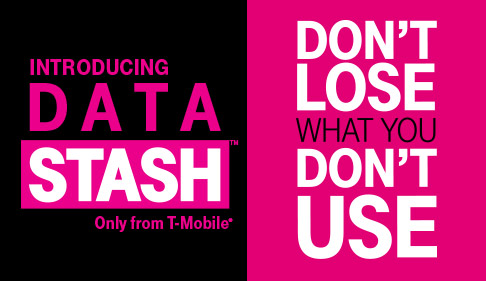 Un-carrier 8.0 with Data Stash
