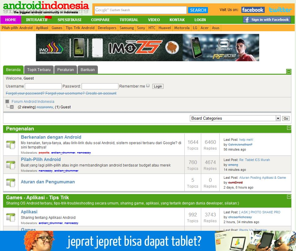 Forum Android Indonesia ID Android