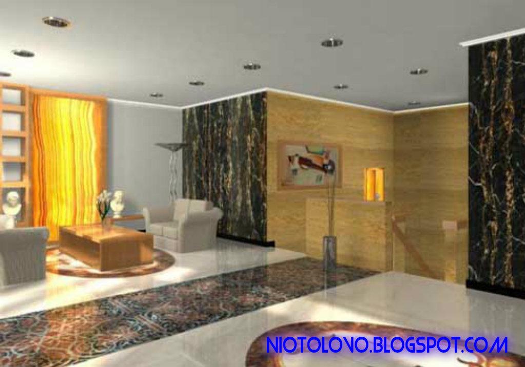 Rumah Minimalis dengan Lantai Granit ~ Niotolovo