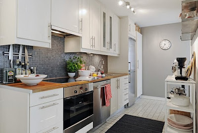 dapur cantik8 30 Ide Desain Dapur yang Cantik dan Menarik