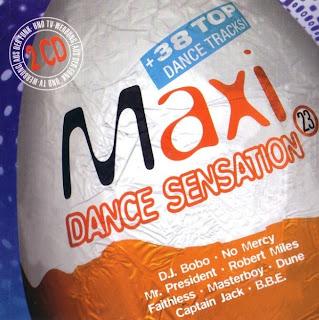 Maxi Dance Sensation vol. 23 (1996)