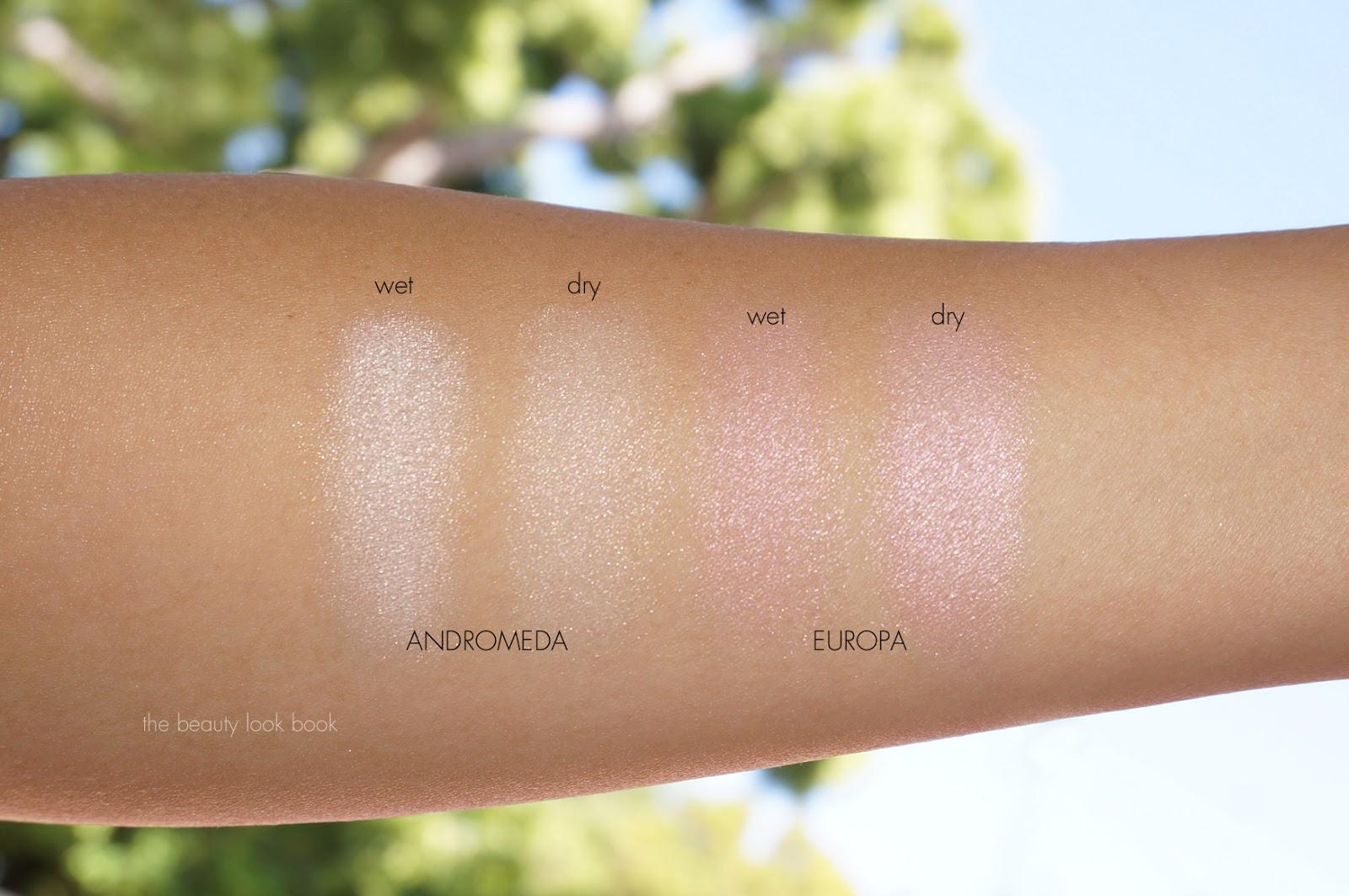 NARS Dual-Intensity Eyeshadow | Andromeda and Europa