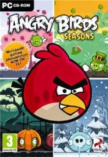 Angry Birds 2: Seasons Cover Art, Free Download