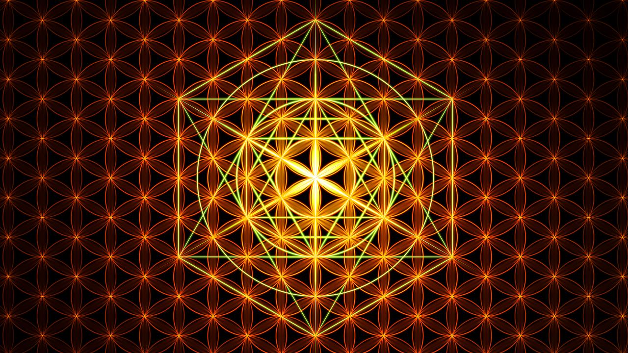 Flower of Life, Sacred Geometry & ETs : Drunvalo ...