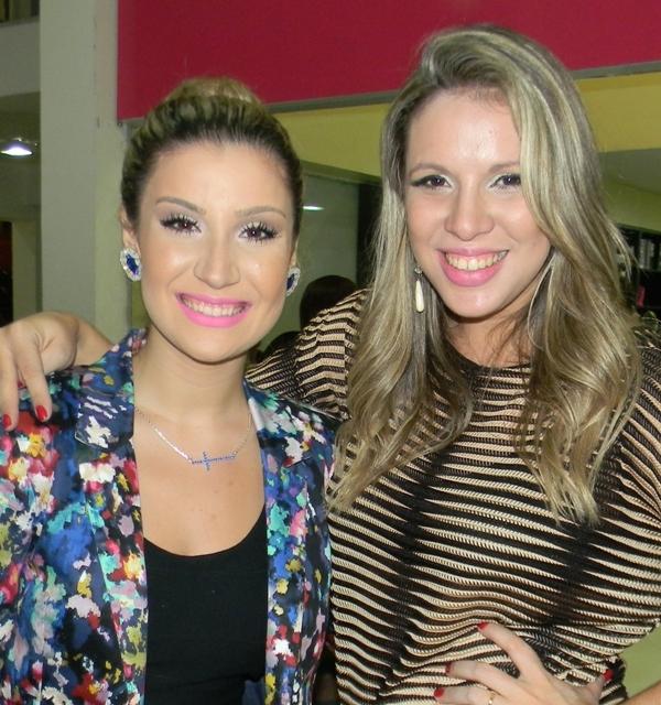 encontrinho de blogueiras  Bia Andrade