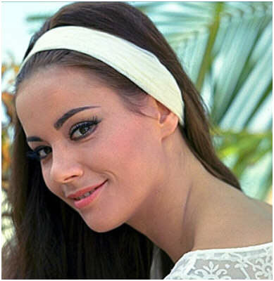 Claudine Auger Video