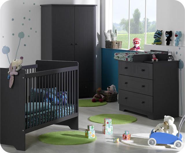 Nouvelle Tendance Salle De Bain : chambre de bébé unisex  idées déco pour maison moderne
