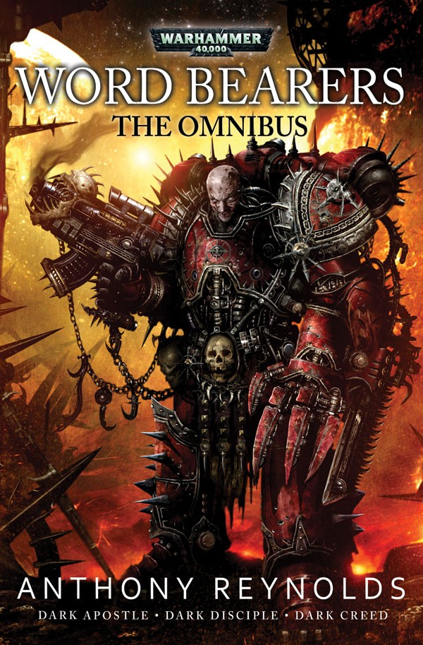 Falcata times science fiction review warhammer 40k the word science fiction review warhammer 40k the word bearer omnibus anthony reynolds fandeluxe Choice Image