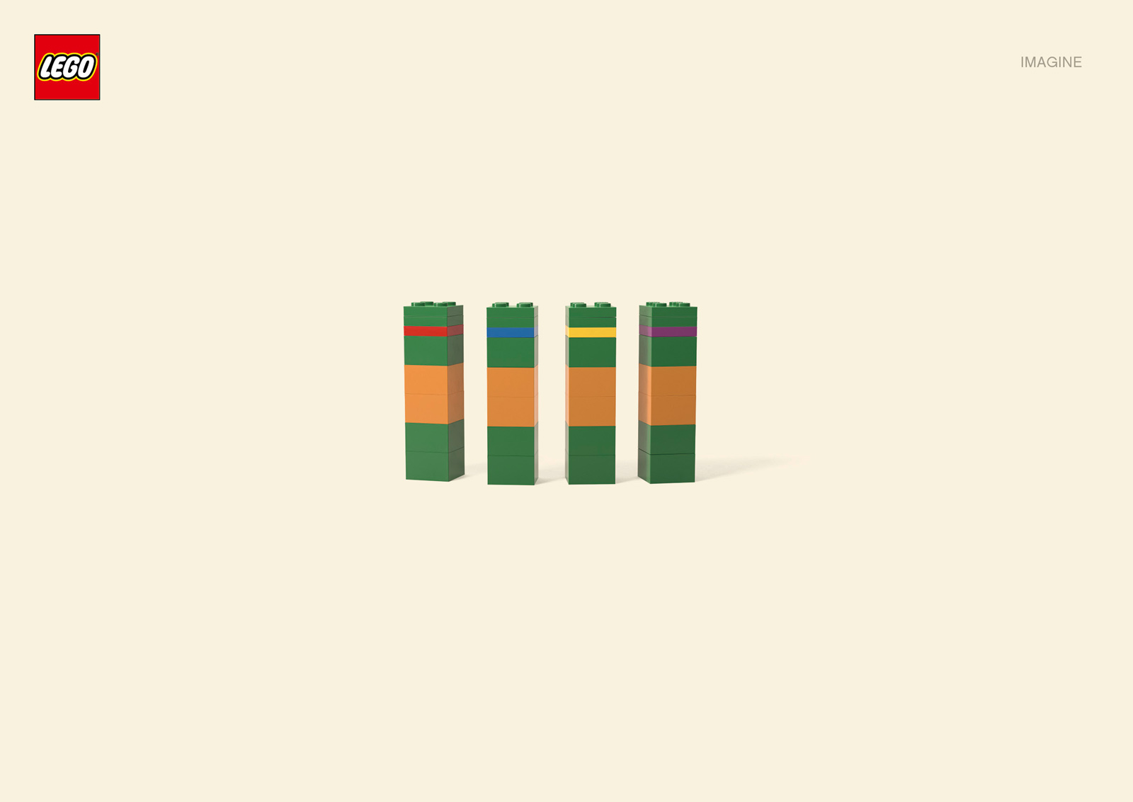 LEGO: Ninja Turtles