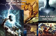 Thor, Dios del Trueno - Mitologia Nordica