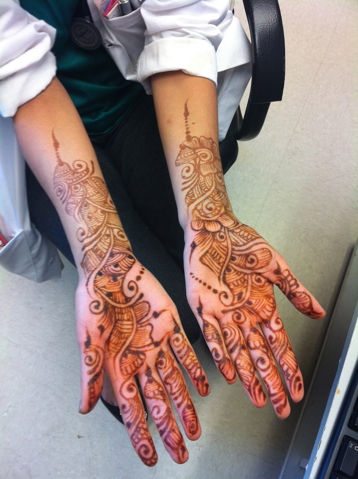 Mehndi For Doctors : Reflections of a grady doctor life in pictures good stuff