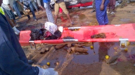 suicide bombers killed borno