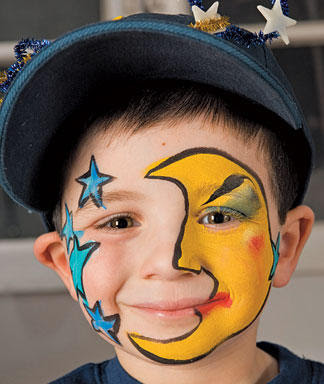 How To Get Started With Face Painting