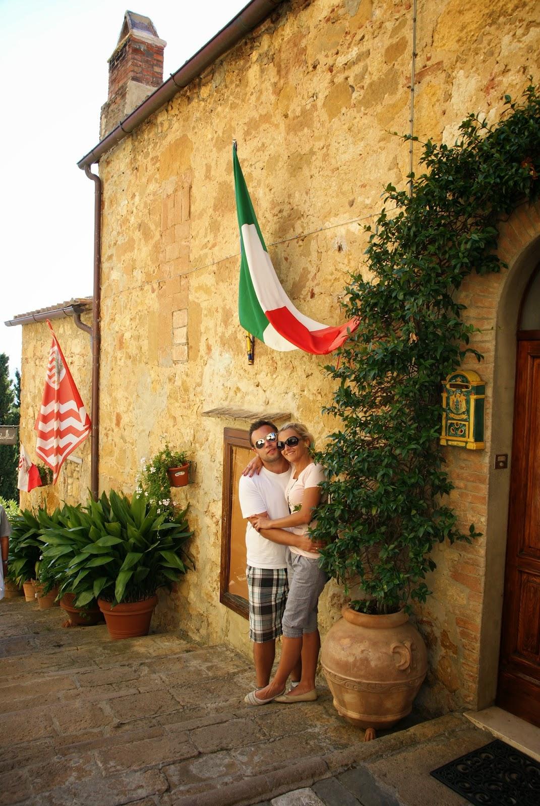 Pienza, Toskania, Włochy