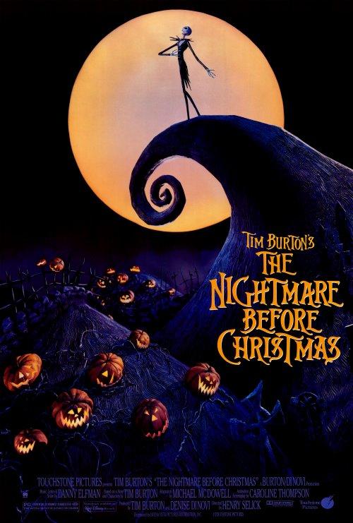 ... -Terrestrial, Mean Girls & The Nightmare before Christmas: Halloween