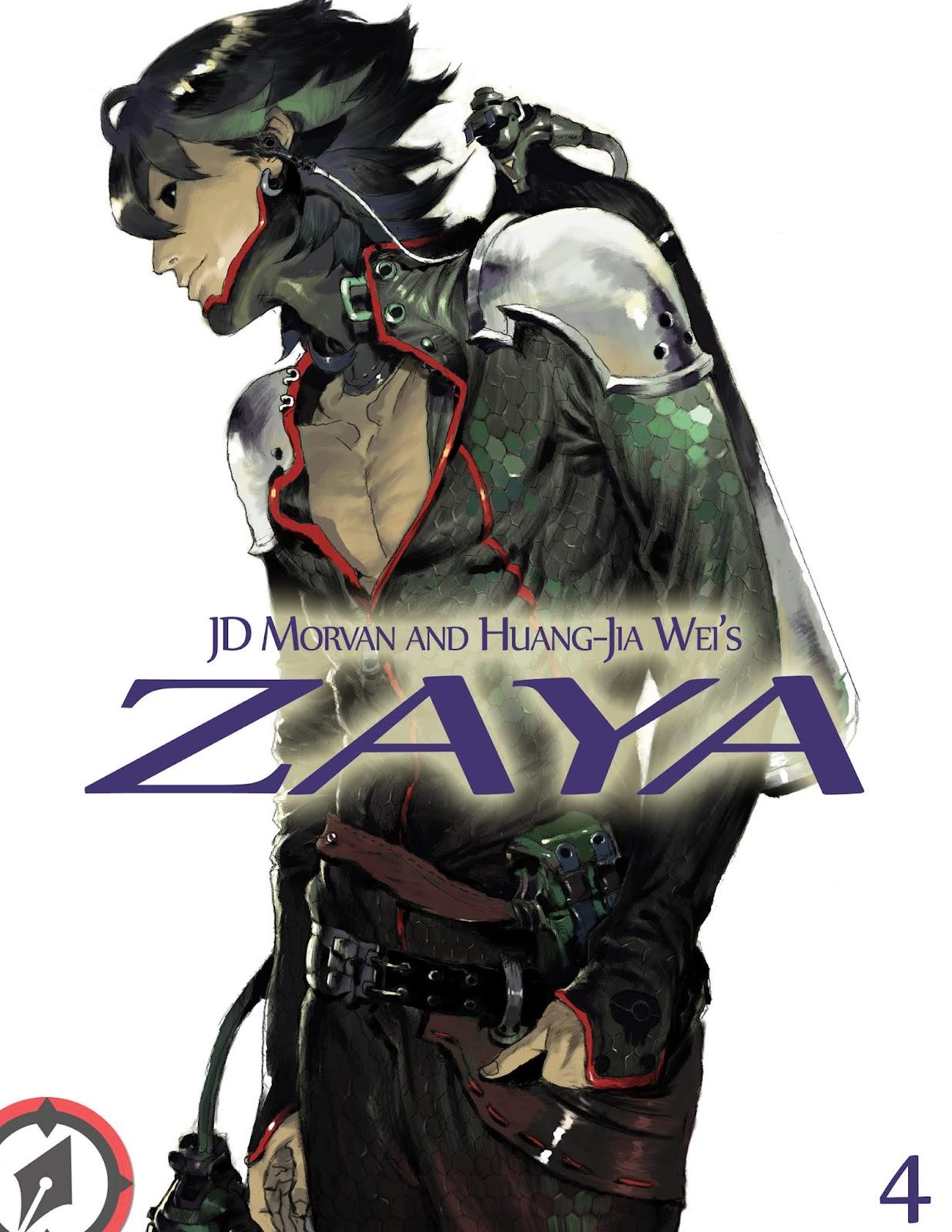 Zaya issue 4 - Page 1