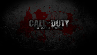 Call of Duty Black OPS 2 Blood Stain Video Game HD Wallpaper Desktop PC Background