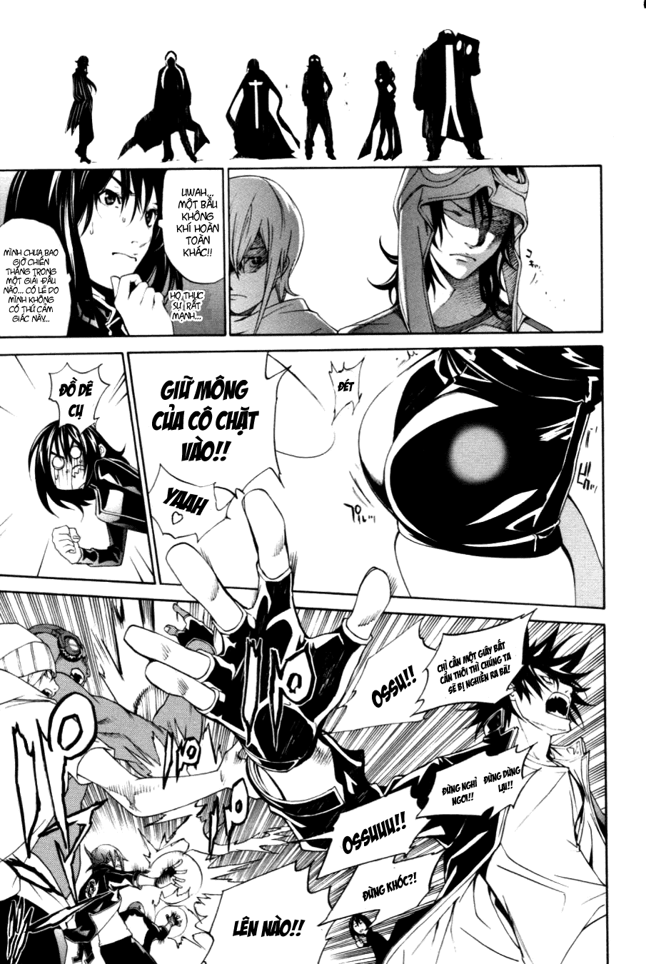 Air gear Chap 214 - fix