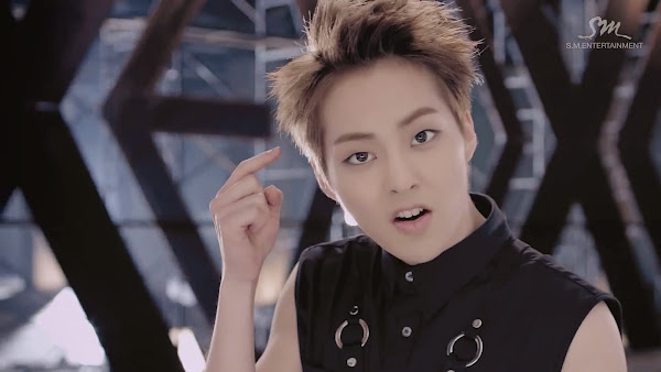 EXO Growl Xiumin