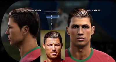 Cristiano Ronaldo PES 2014