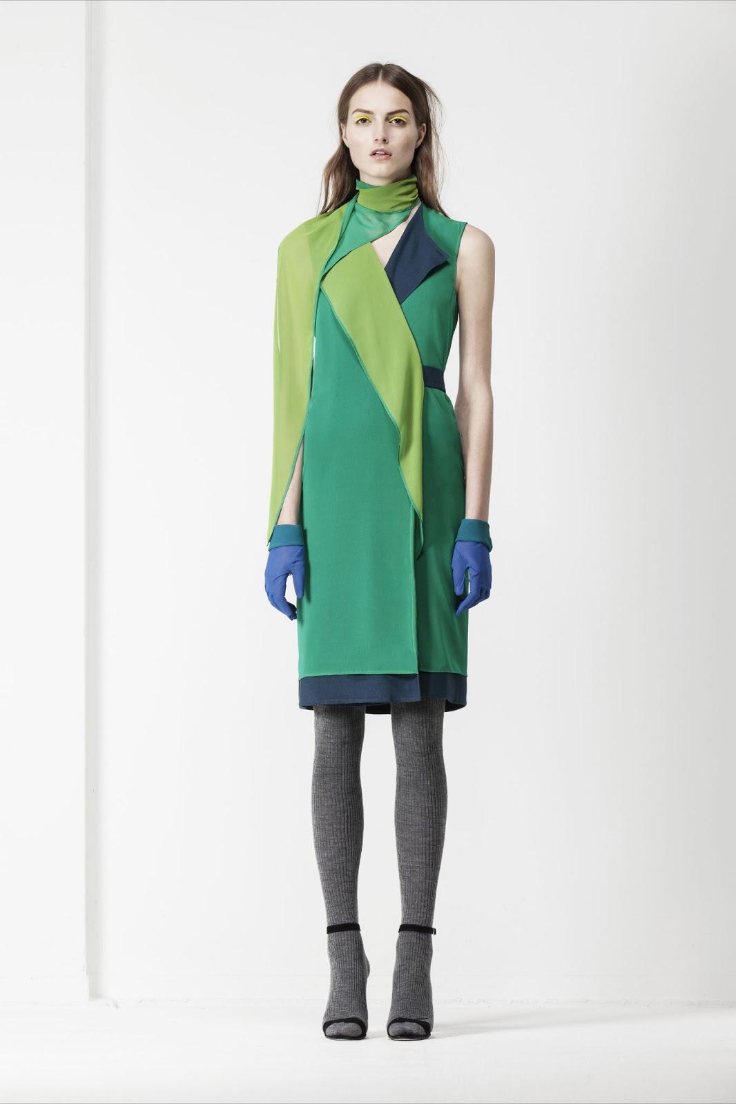 Bộ sưu tập nữ mùa Thu 2013 - Pringle