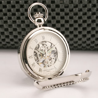 pesonalized pocket watches for men