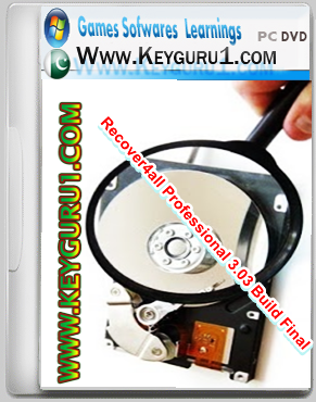 recover4all 5.01 key