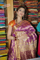 Pranitha in Lovely Kanjiwaram Saree ((23)000 016.jpg