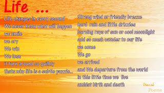 life poem