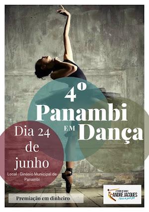 4º Panambi em dança
