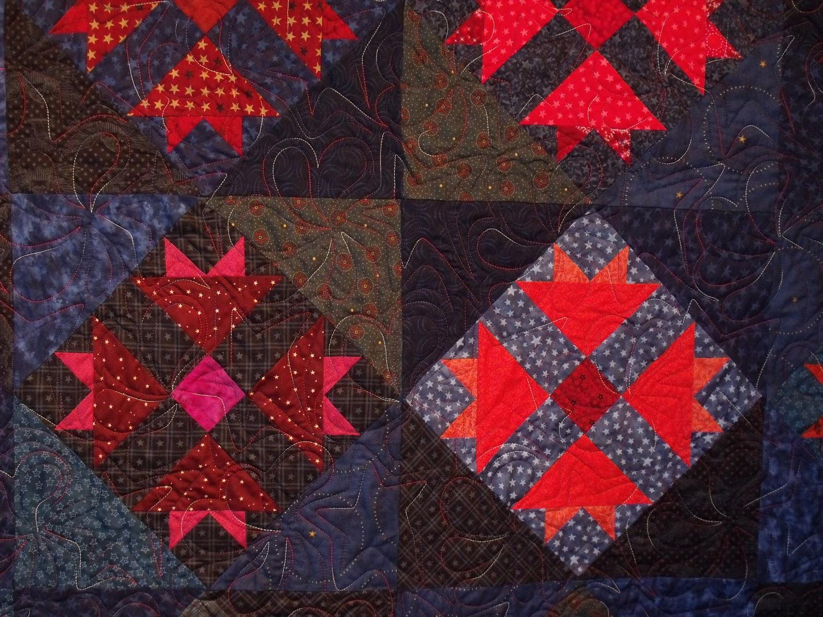 straythreads: goose tracks : goose tracks quilt pattern - Adamdwight.com