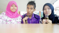 sweet classmates - Zahrah dan Maisarah