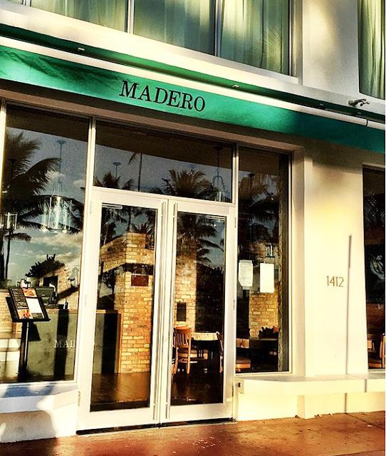 Restaurante Madero Steakhouse em Miami