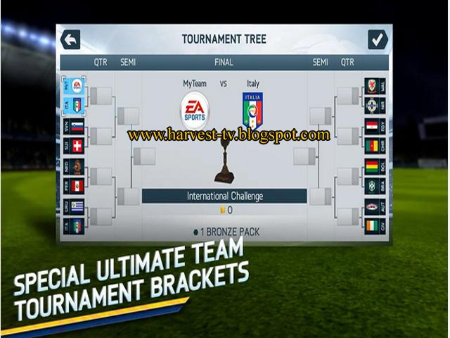 صور لعبة فيفا 2014 للاندرويد FIFA 14 Football Android