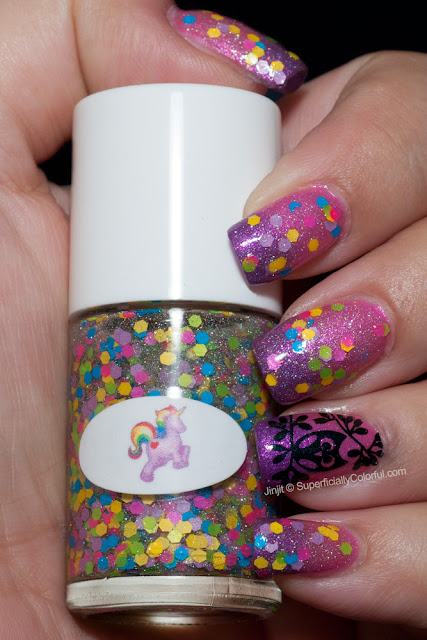 The Nail Junkie Fairy Tale Collection - Unicorn