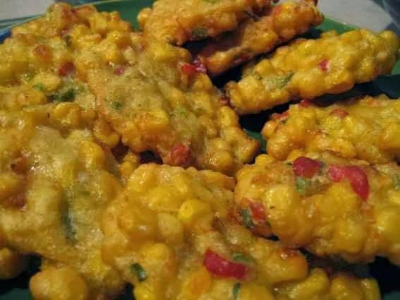 resep dan cara membuat bakwan jagung manis bahan 2 tongkol jagung ...