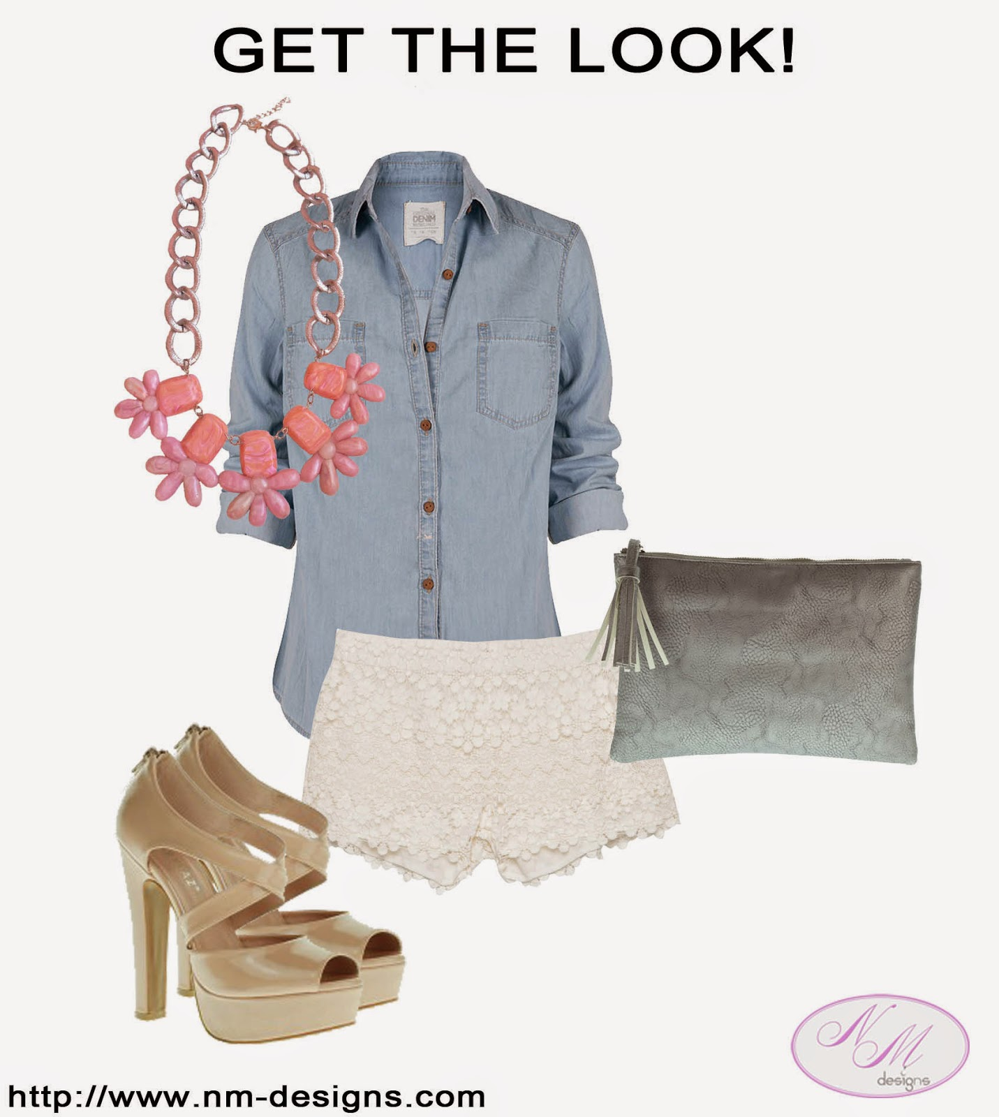 """GET THE LOOK"" from August 14, 2014"
