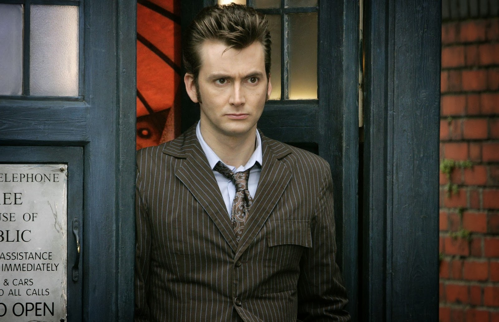 Tenth Doctor Month: Quote Of The Day #8