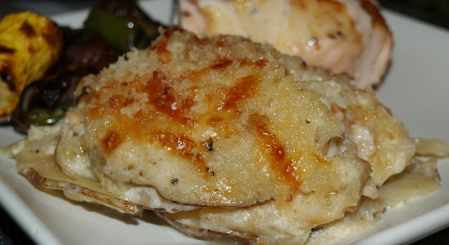 ... Create, Love: Potatoes Au Gratin with Gruyere and Caramelized Onions