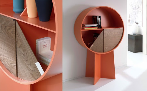 Luna Cabinet by Patricia Urquiola