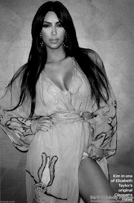 Kim Kardashian - modern sexy Kleopatra photo 2